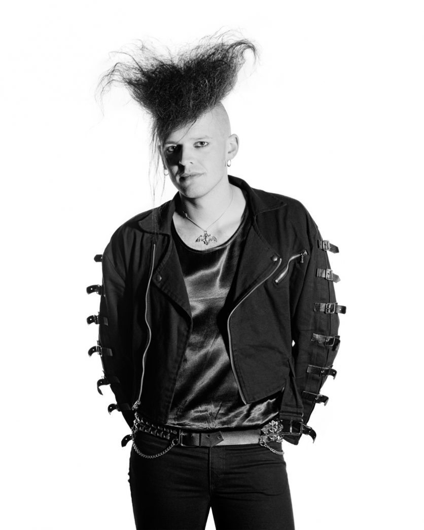 Eurorock Bert Houbrechts Raf Simons Thorsten 001
