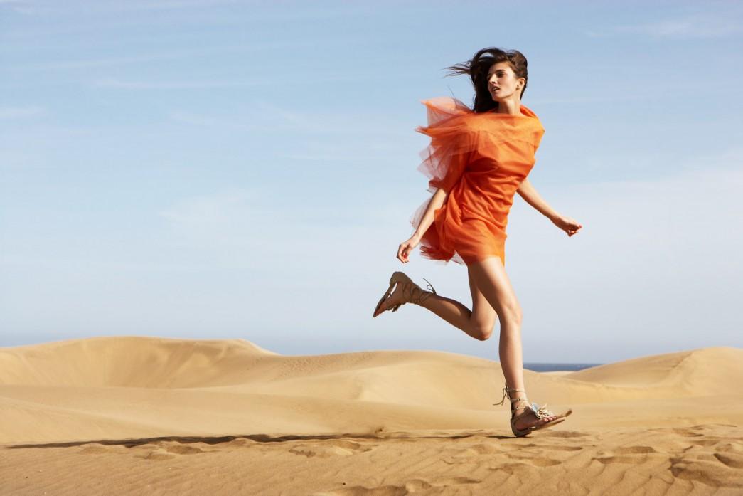 Desert by Olivier Desarte