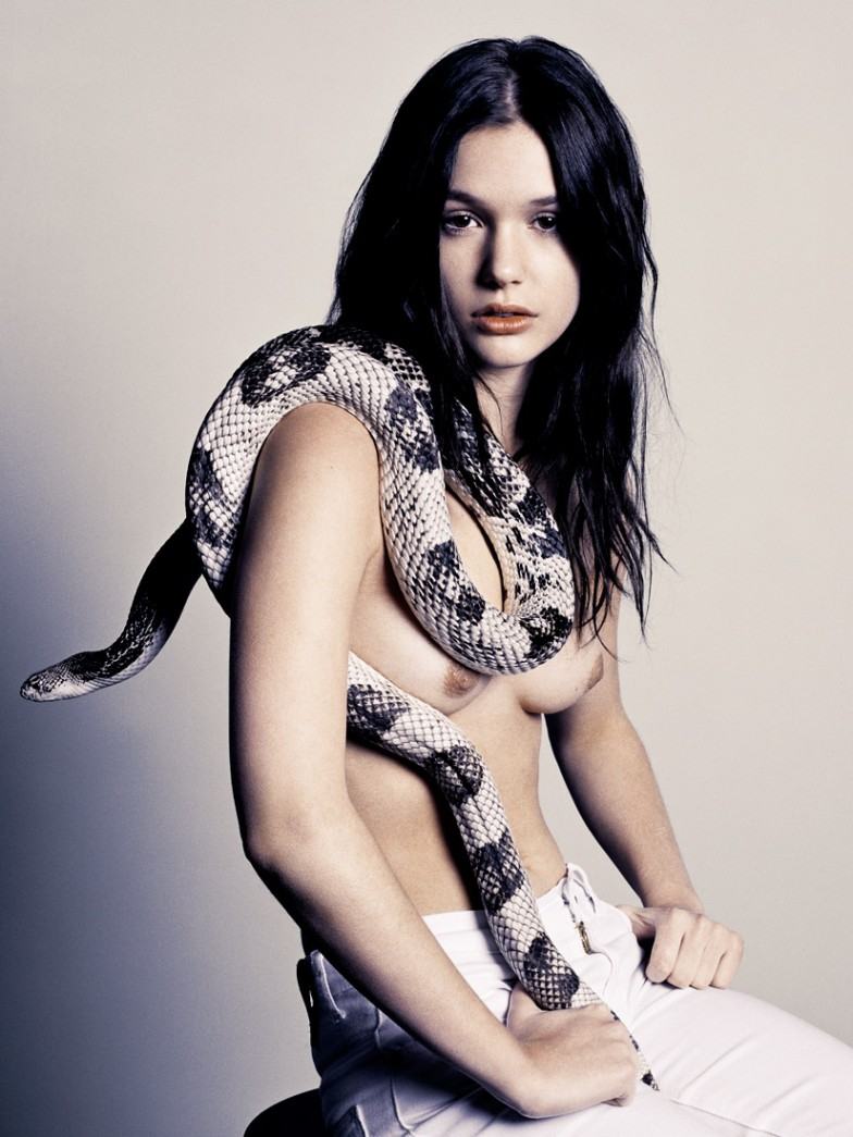 Snakes Series by Jean-François Carly