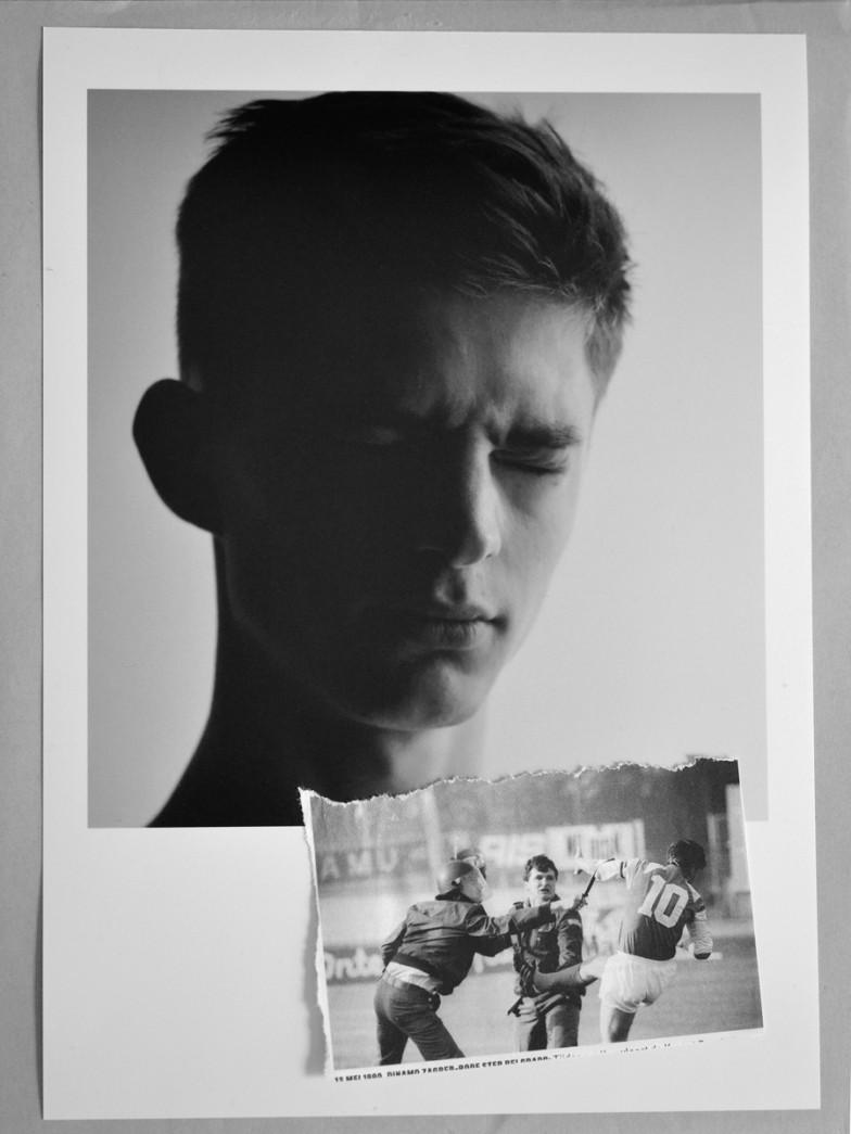 Tinfoil Activist (Lucas) by Peter De Potter